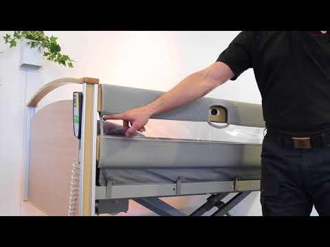 Grindskydd polstrat - montering / användning