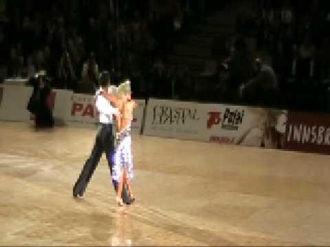 Malitowski & Leunis - Winners Dance @ Euro Championship 2008