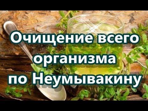 Очищение всего организма по Неумывакину (видео)