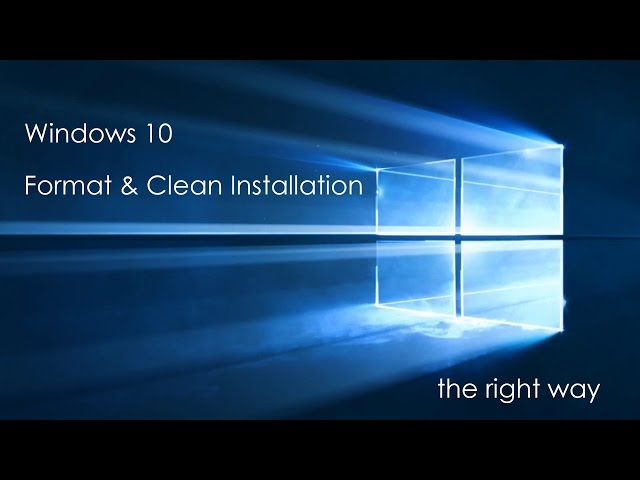Free upgrade to windows 10 clean install with for 100th window full album