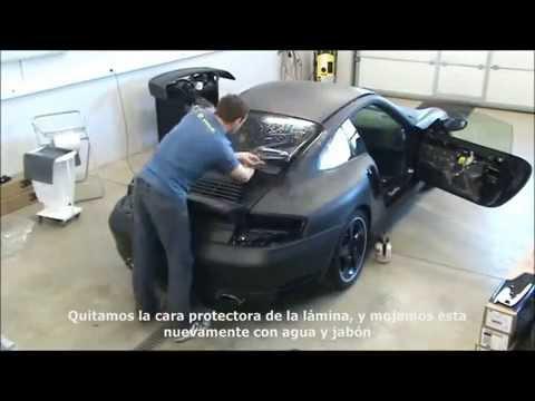 L para cristales tintados videos videos relacionados - Como limpiar los cristales del coche ...
