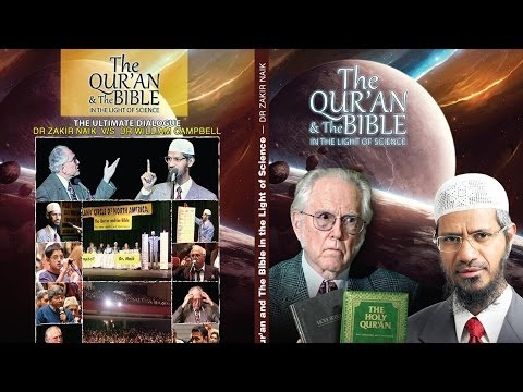 The Qur'an and the Bible in the Light of Science (Questions & Answer Session) !