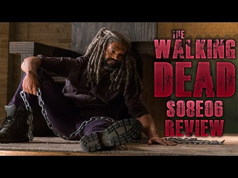 The Walking Dead Season 8 | Ep.6 The King, the Widow, and Rick | Review