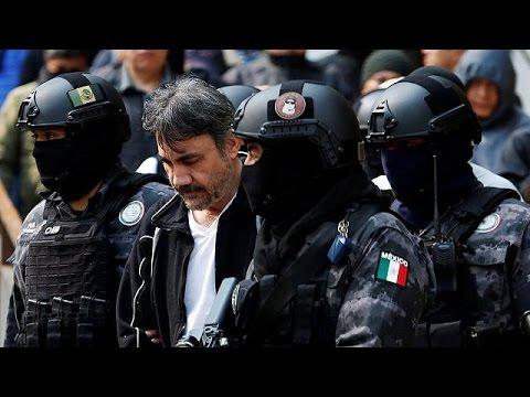 Σύλληψη βαρόνου των ναρκωτικών στην Πόλη του Μεξικού