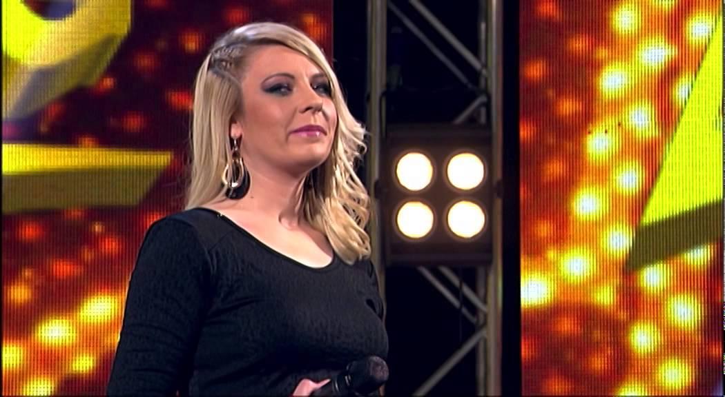 Ana Milosevic – Pozelela i Ti si moj greh – Zvezde granda 2014 – ženska grupa