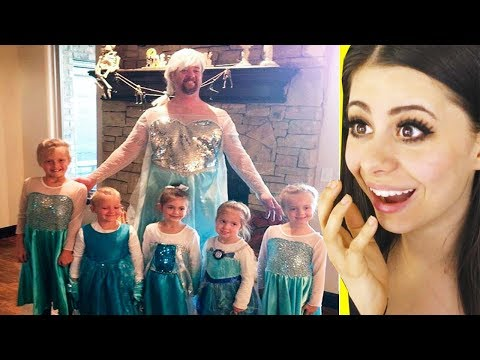Funniest Family Halloween Costumes !