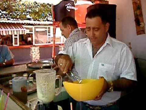Piña Colada Cubana