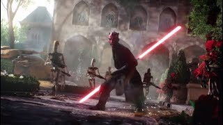 Star Wars Battlefront II Funny Moments