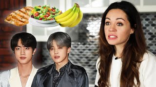 Video Dietitian Reviews K-Pop Diets MP3, 3GP, MP4, WEBM, AVI, FLV Agustus 2019