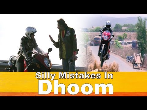 Video Silly Mistakes In Dhoom download in MP3, 3GP, MP4, WEBM, AVI, FLV January 2017