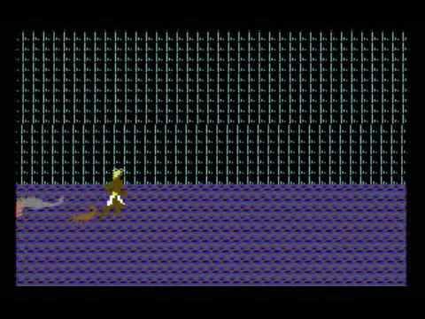 C64 Longplay - Aztec Challenge (HQ)
