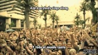 LMFAO   One Day  Subtitulado Español English Lyrics