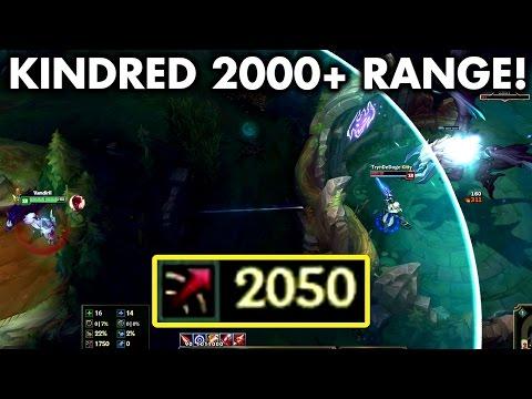 更誇張 2000+ 攻擊距離鏡爪