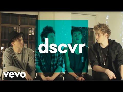 5 Seconds of Summer - DSCVR Interview