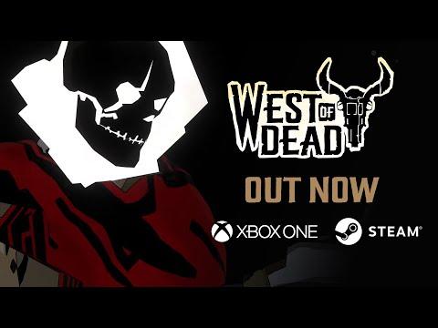 West of Dead : Trailer annonce date de sortie