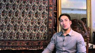 Identifying Antique Persian Rugs : Rug Education