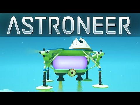 КРАФТ БОЛЬШОГО КОСМИЧЕСКОГО КОРАБЛЯ - Astroneer #9