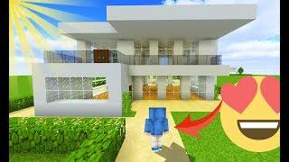 Pt.1: https://www.youtube.com/watch?v=P1IAQLY72KQSejam todos bem vindos ao meu canal de Minecraft / Concept Home in beautiful 1080p 60fps!✔ Ative o Sininho! 🔔★ Se você gostar do vídeo, aproveite e dê uma olhadinha no canal ✔ Inscreva-se no canal de Minecraft do meu irmão ‹ N.O. › https://www.youtube.com/channel/UCngjguY9kcJLgU10FMtJU5Q☆☆☆☆☆☆☆☆❤ Host de Minecraft (Crie seu próprio Server): http://brasilhosting.net/☆☆☆☆☆☆☆☆-------------------------------------------------------------------------------------------------------------☆☆☆☆☆☆☆☆Descrição☆☆☆☆☆☆☆☆☆┌─┐ ─┐☆ │▒│ -▒- │▒│-▒- │▒ -▒-─┬─INSCREVA-SE EM MEU CANAL │▒│▒▒│▒│┌┴─┴─┐-┘─┘ CLICA EM GOSTEI│▒┌──┘▒▒▒│└┐▒▒▒▒▒▒┌┘ FAVORITE O VIDEO └┐▒▒▒▒┌ (¯`·.(¯`·.(¯`·.(¯`·..·´¯).·´¯).·´¯).·´¯)-------------------------------------------------------------------------------------------------------------★ Meu Twitter: https://twitter.com/MANYACRAFTofic★ Meu Grupo de Minecraft do Facebook: http://adf.ly/1Y24QY➠Download da Textura Link - http://adf.ly/1ceVB8★ ✔ Inscreva-se no canal de Minecraft do meu irmão ‹ Na Obra › https://www.youtube.com/channel/UCngjguY9kcJLgU10FMtJU5Q             --------------------------------------------------------------------------------------------------------------------------------------------------------------------------------------------------------------------------★ Minecraft Construções Tutoriais (Recomendado por Construtores!)● Minecraft casa moderna 1: http://adf.ly/xj9Cn● Minecraft casa moderna 2: http://adf.ly/1Y1X3p● Minecraft casa moderna 3: http://adf.ly/1Y1X6B● Minecraft casa moderna 4: http://adf.ly/1Y1X7w● Minecraft casa moderna 5: http://adf.ly/1Y1XAy● Minecraft casa moderna 6: http://adf.ly/wgRV2● Minecraft casa moderna 7: http://adf.ly/1Y1XFY● Minecraft casa moderna 8: http://adf.ly/1Y1XHv● Minecraft casa moderna 9: http://adf.ly/1Y1XKa● Minecraft casa moderna 10: http://adf.ly/1Y1XMO● Minecraft casa moderna 11: http://adf.ly/1Y1XON● Minecraft casa moderna 12: http://adf.ly/1Y1XPp● Minec