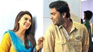 Simbu Praise Song Of Hansika In Vallu
