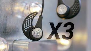 Jaybird X3 Review: Best Bluetooth Earbuds 2016!
