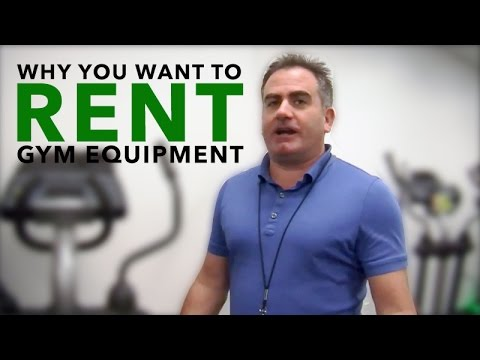 Rent Fitness Equipment, Corporate fitness rentals