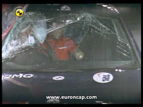 Ford Mondeo euroncap çarpışma / güvenlik testi videosu