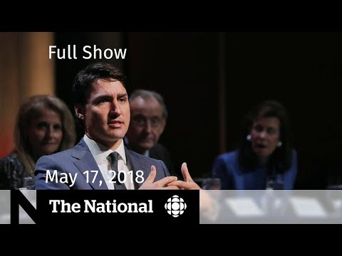 The National for Thursday May 17, 2018 — Royal Wedding, NAFTA, Suicide Crisis (видео)
