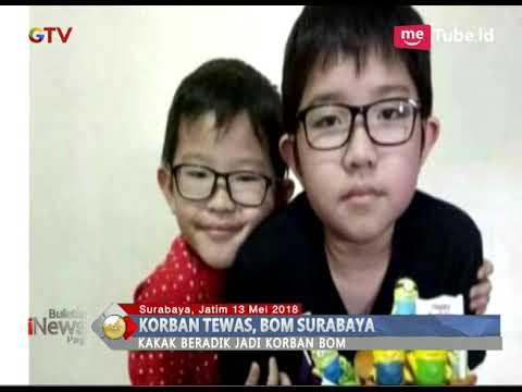 MEMILUKAN!! Kakak Beradik Ini Tewas, Jadi Korban BOM Gereja di Surabaya - BIP 14/05