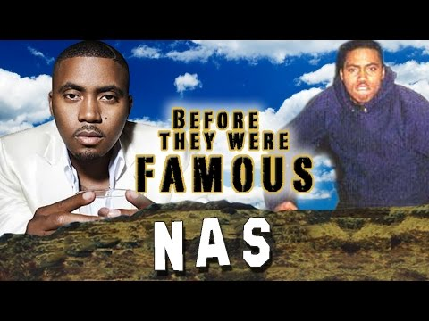 NAS | BEFORE THEY WERE FAMOUS – NASIR JONES @Nas