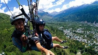 Manali India  City pictures : Paragliding in Manali   India Travel Vlog