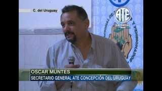 10-09-2012 Entrega de medallas en Concepción del Uruguay