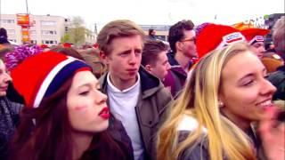 Tiesto b2b Hardwell - Live @ 538 Koningsdag 2016