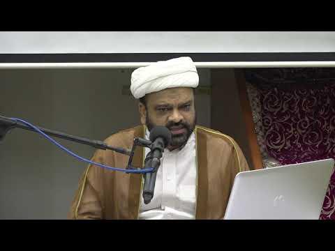 1441 AH – Ramadhan – 18 – Shab – Majlis