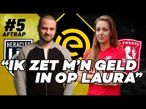 Simon Zijlemans versus Laura van Eijk