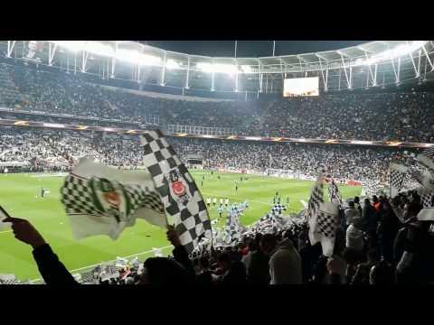 Beşiktaş - Olympique Lyon Bu Alemde En Büyük Beşiktaş (видео)