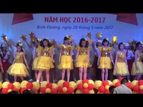 Lễ Tổng kết năm học 2016-2017- Những ước mơ