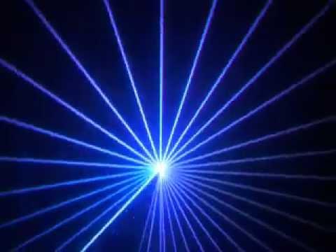 Đèn laze 7 màu công suất cao1500mw siêu mạnh cho bar, vũ trường