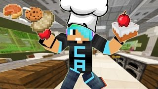 Minecraft / Restaurant Rush / Welcome to Chad's Restaurant! / Gamer Chad - Today I play the new game 'Restaurant Rush' on The Hive! Thanks for watching!