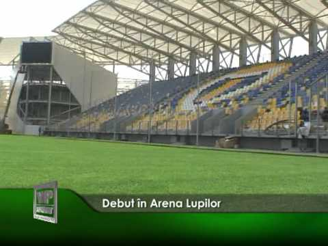 Debut în Arena Lupilor