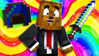 OP Rainbow Ultimate Sword - Minecraft Crazy Craft 3.0 SMP #4 | JeromeASF