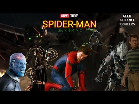 Video Spiderman: The Sinister Six Fan Made Trailer - Tom Holland Movie download in MP3, 3GP, MP4, WEBM, AVI, FLV January 2017