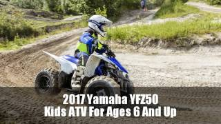 6. YFZ50 -- Three Quick Things