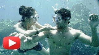 Siddharth Malhotra Shraddha Kapoor's Underwater Date - Ek Villain