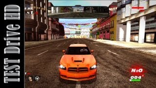 Dodge Charger 2010 SRT8 4DR - Fast&Furious: Showdown - Test Drive [HD]