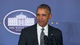 Obama: 'We're building Iron Man'