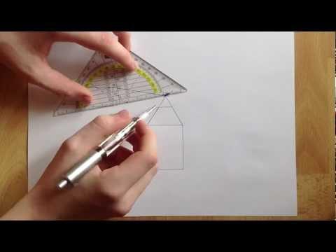 Anleitung: Fluchtpunkt Perspektive zeichnen – Fluchpunkt Perspektive richtig zeichnen – Lernen