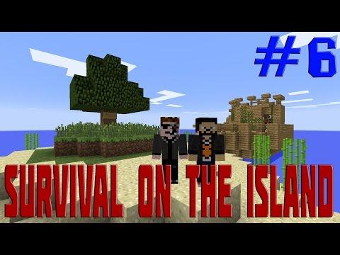 SURVIVAL ON THE ISLAND - Кидаем Песок :D (Серия 6)