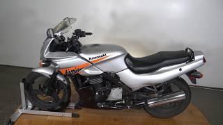 3. 2004 Kawasaki Ninja 500