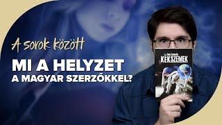 Ha érdekel a könyv, itt tudsz érdeklődni: tomzameth@gmail.com Rosszabbak lennének a magyar írók? Vagy egyszerűen csak érdektelenek? Miért ignoráljuk a ...