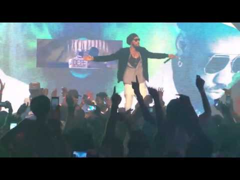 Phyno Performs 'Connect' & 'Alobam' At Soundcity Urban Blast Festival 2015 | Red Carpet Interviews